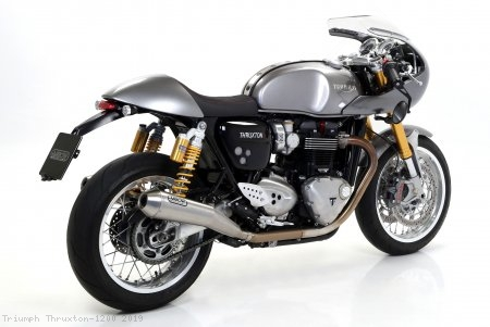 Pro Racing Exhaust System by Arrow Triumph / Thruxton 1200 / 2019