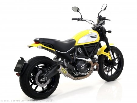 Pro Race Exhaust by Arrow Ducati / Scrambler 800 Mach 2.0 / 2019