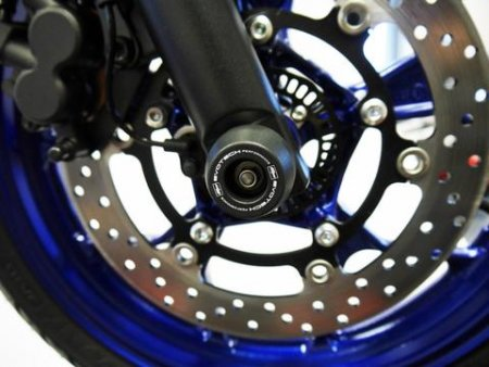 Front Fork Axle Sliders by Evotech Performance