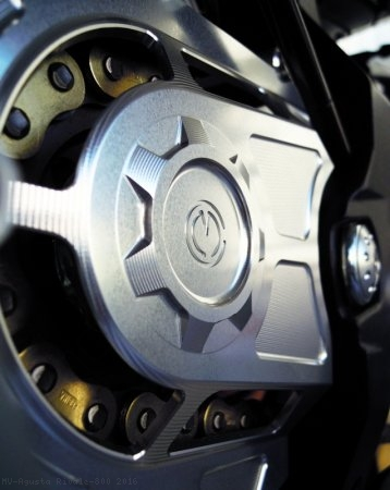 Front Sprocket Cover by Moto Corse MV Agusta / Rivale 800 / 2016