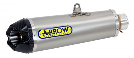 Works Titanium Exhaust by Arrow
