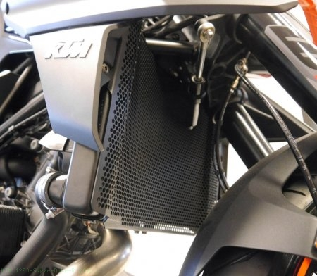 Radiator Guard by Evotech Performance KTM / 1290 Super Duke R / 2016