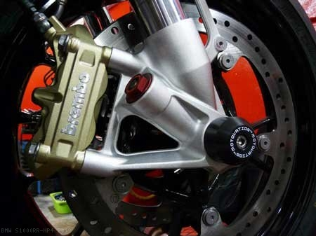 Fork Sliders by Motovation Accessories BMW / S1000RR HP4 / 2012