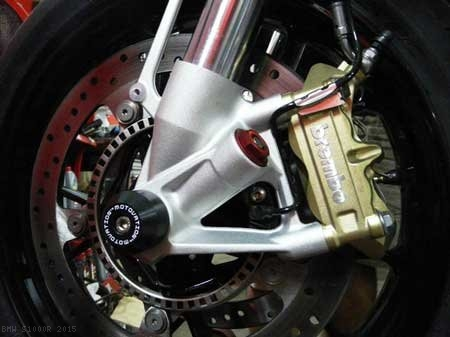 Fork Sliders by Motovation Accessories BMW / S1000R / 2015