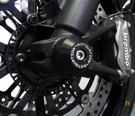 Fork Sliders by Motovation Accessories Ducati / Diavel / 2014