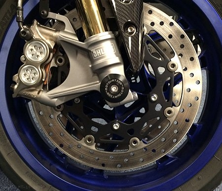 Fork Sliders by Motovation Accessories Yamaha / MT-10 / 2016