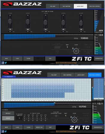 Bazzaz Z-Fi Fuel Controller With Traction Control & Quick Shifter