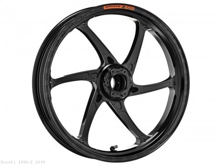GASS RS-A Aluminum 6 Spoke Front Wheel by OZ Wheels Ducati / 1098 S / 2009