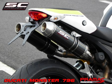 GP-EVO Exhaust by SC-Project