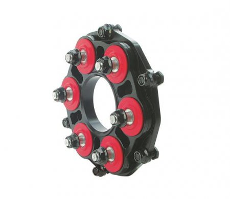 Superlite Billet Aluminum Quick Change Sprocket Carrier