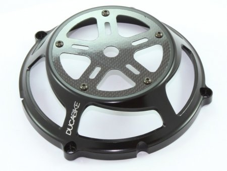 Dry Clutch Open Clutch Cover by Ducabike