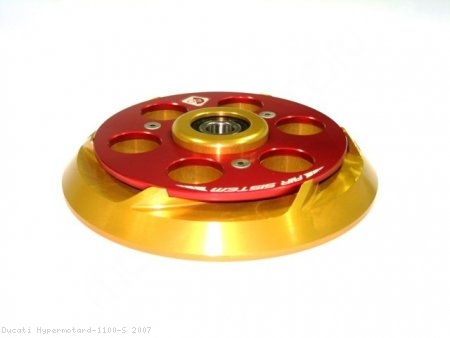 Air System Dry Clutch Pressure Plate by Ducabike Ducati / Hypermotard 1100 S / 2007