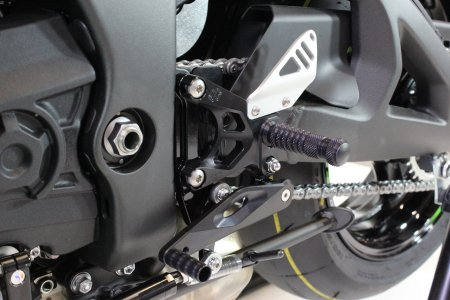 FXR Adjustable Rearsets by Gilles Tooling