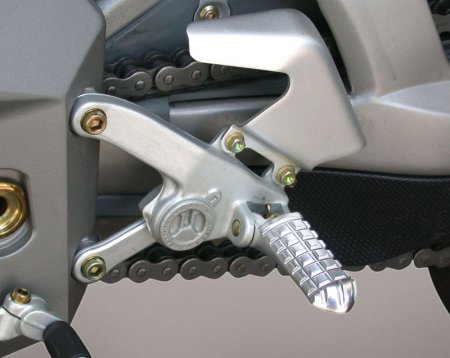 Aluminum Alloy Footpegs by MotoCorse