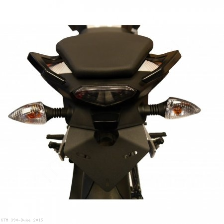 Tail Tidy Fender Eliminator by Evotech Performance KTM / 390 Duke / 2015