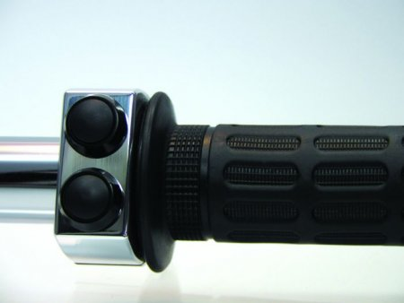 "M.Switch 3 Push Button Housing for 7/8"" Bar by Motogadget"