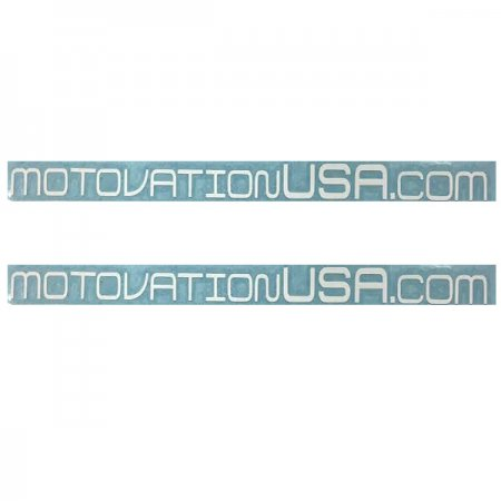 MotovationUSA.com URL Sticker Set