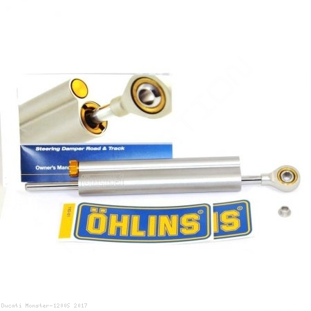 Ohlins Steering Damper Kit by Ducabike Ducati / Monster 1200S / 2017