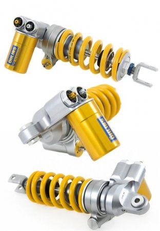 Ohlins TTX GP II Rear Shock
