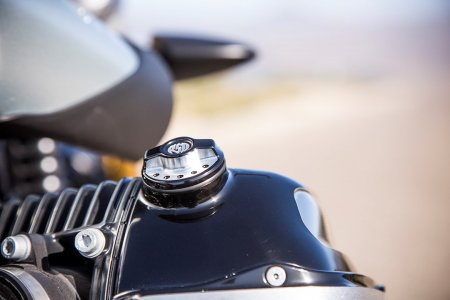 Oil Filler Cap by Roland Sands