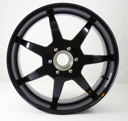 7 Spoke Carbon Fiber Wheel Set by BST