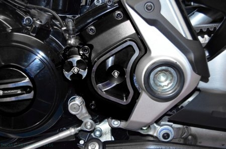 Front Pulley Sprocket Gear Cover by Ducabike Ducati / XDiavel S / 2016