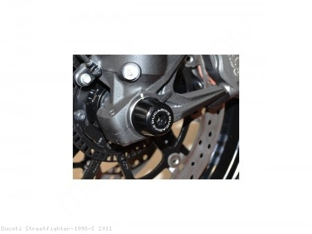 Front Fork Axle Sliders by Ducabike Ducati / Streetfighter 1098 S / 2011