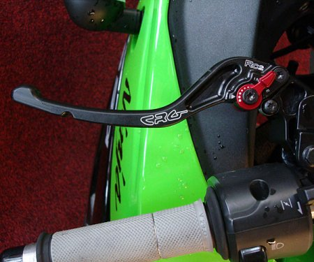 CRG RC2 Adjustable Brake and Clutch Levers
