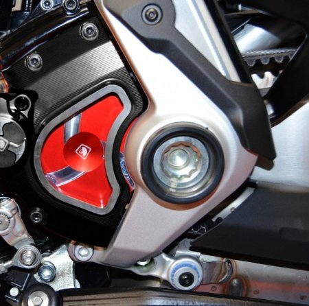 Front Pulley Gear Disc Cover by Ducabike