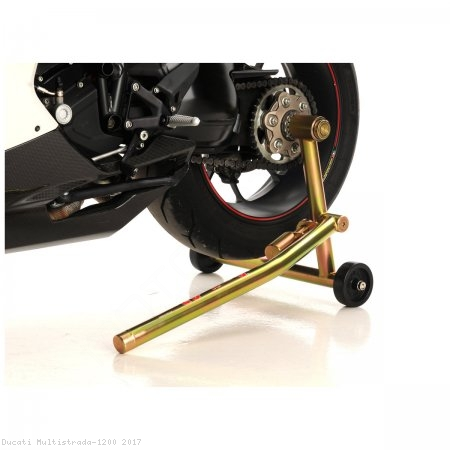 Hybrid 1 Arm Singled Sided Swingarm Rear Stand by Pit Bull Racing Ducati / Multistrada 1200 / 2017
