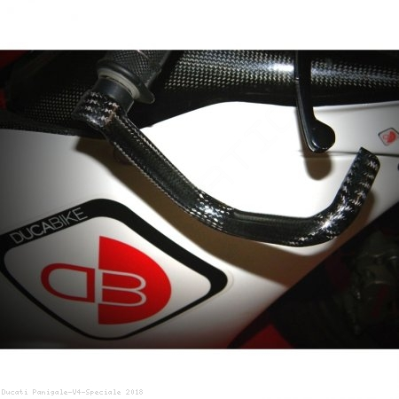 Carbon Fiber Brake Lever Guard by Ducabike Ducati / Panigale V4 Speciale / 2018