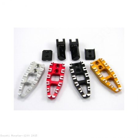 Adjustable Peg Kit by Ducabike Ducati / Monster 1200 / 2015