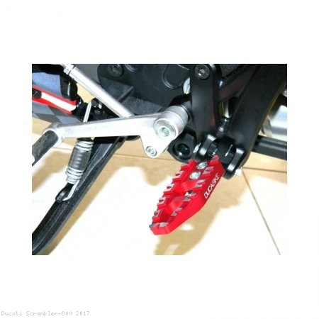 Adjustable Peg Kit by Ducabike Ducati / Scrambler 800 / 2017