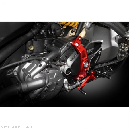 Adjustable Rearsets by Ducabike Ducati / Supersport / 2018