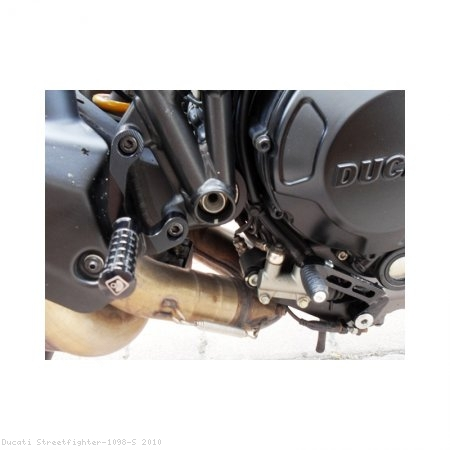 Adjustable Rearsets by Ducabike Ducati / Streetfighter 1098 S / 2010