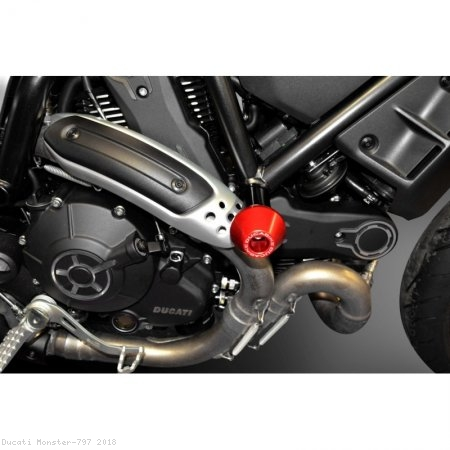 Frame Sliders by Ducabike Ducati / Monster 797 / 2018