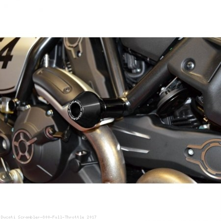 Frame Sliders by Ducabike Ducati / Scrambler 800 Full Throttle / 2017