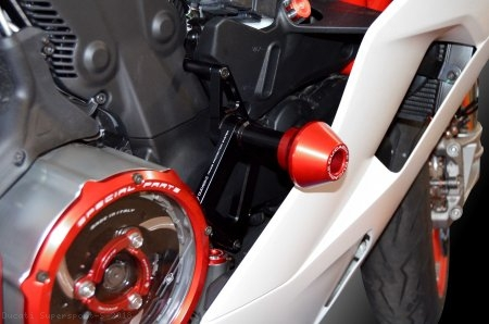 Frame Sliders by Ducabike Ducati / Supersport S / 2018
