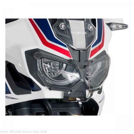 Headlight Protector Guard by Puig Honda / CRF1000L Africa Twin / 2018
