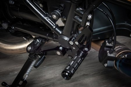 Adjustable Rearsets by Bonamici
