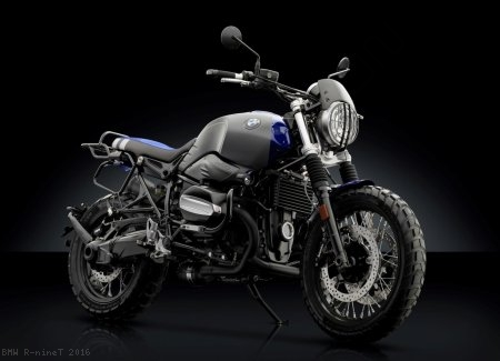 Engine Crash Bars by Rizoma BMW / R nineT / 2016