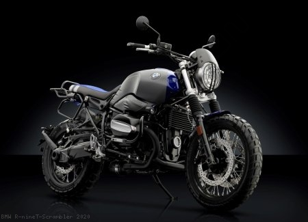 Engine Crash Bars by Rizoma BMW / R nineT Scrambler / 2020