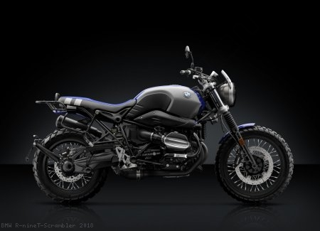 Engine Crash Bars by Rizoma BMW / R nineT Scrambler / 2018