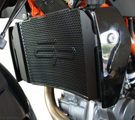 Radiator Guard by Evotech Performance KTM / 690 Duke / 2014