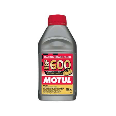 RBF 600 Factory Line Synthetic Brake Fluid by Motul