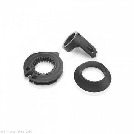 Rizoma Grip Adapter GR421B BMW / R nineT Pure / 2018