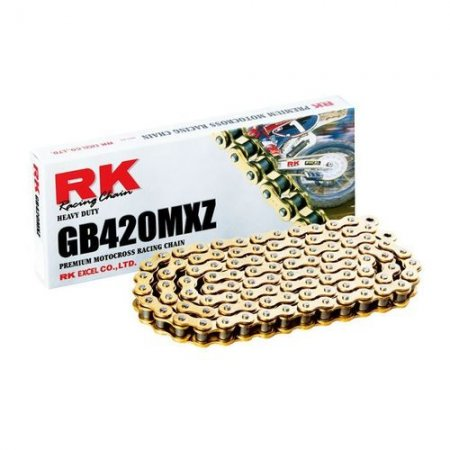GB420 MXZ Heavy Duty Chain by RK