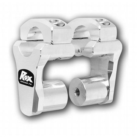 "2"" Pivot Risers for 1-1/8"" Handlebars by Rox"