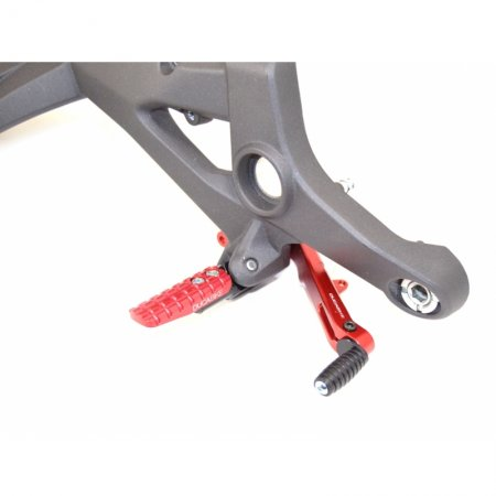 Brake Lever Arm with Folding Toe Peg by Ducabike