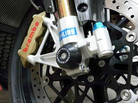 Fork Sliders by Motovation Accessories Aprilia / SL 750 Shiver / 2013
